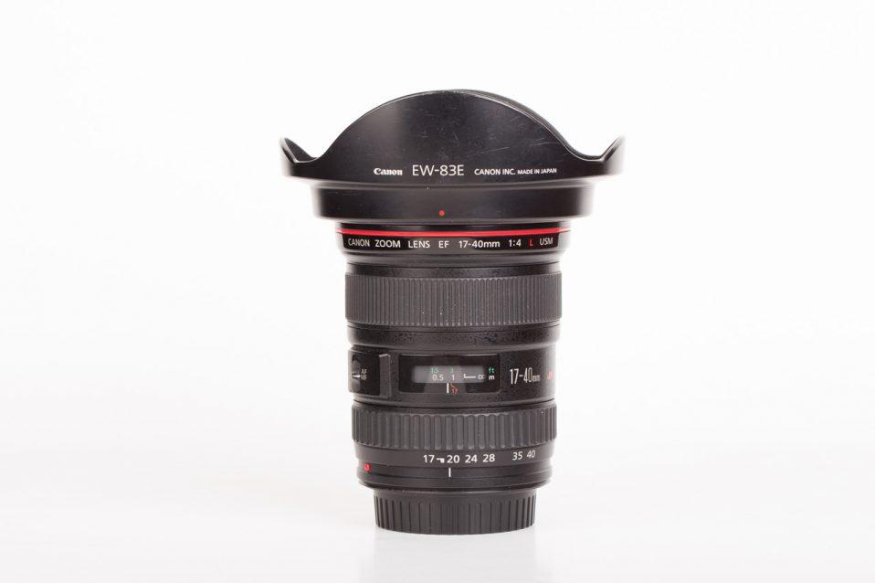 (Ultra-) Weitwinkel Zoomobjektiv von Canon für Vollformat