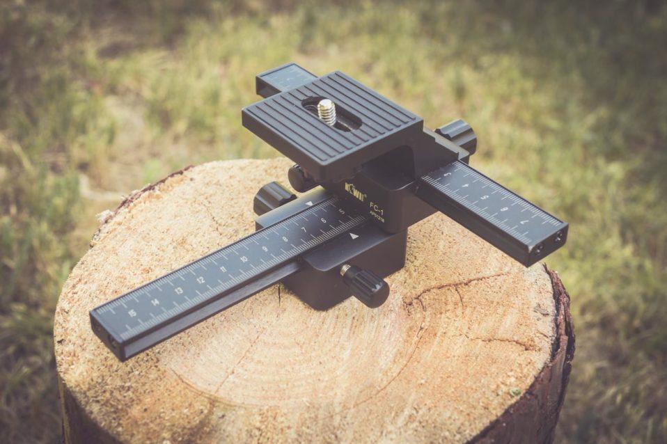 günstiger Makroschlitten von Kiwi Fotos