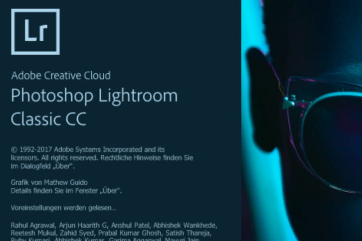 Lightroom Classic Update