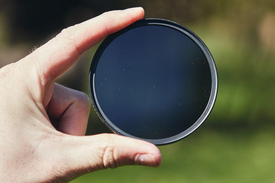 Graufilter für Langzeitbelichtung
