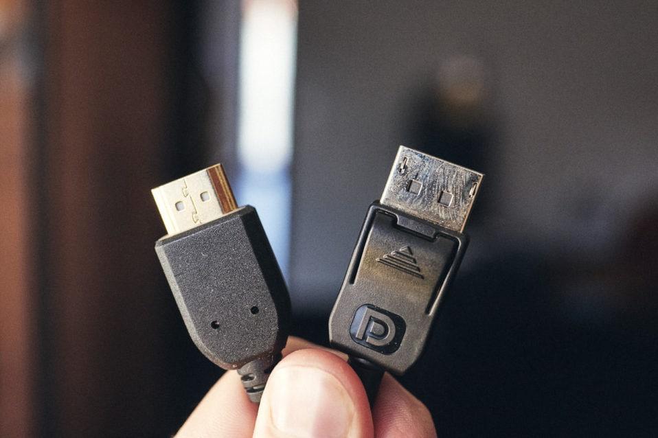 HDMI oder Displayport für die Bildbearbeitung?