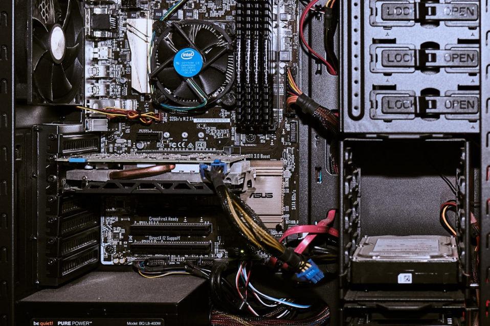 PC für Bildbearbeitung